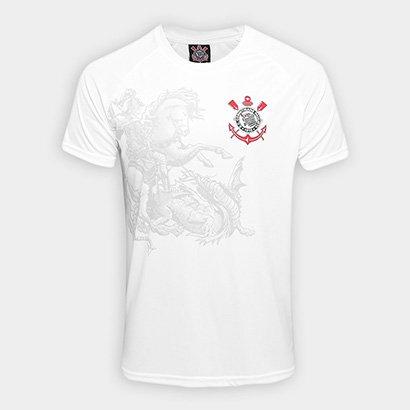 Camisa Corinthians São Jorge Edição Limitada Masculina - Branco - Compre  Agora  1d1eec2929b28