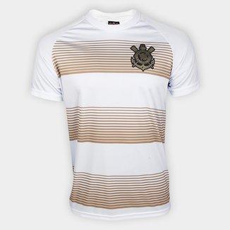Camisa Corinthians Silverstone Edição Limitada Masculina