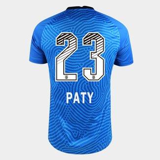 Camisa de Goleiro Corinthians 20/21 Paty N° 23 Torcedor Nike Masculina