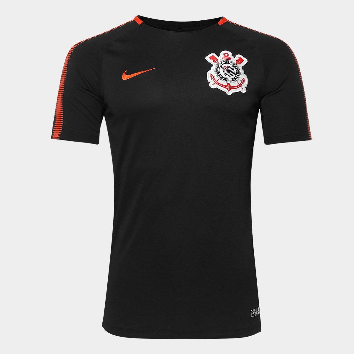 06d169f5cbfd8 Camisa de Treino Corinthians 18 19 Nike Masculina - Compre Agora ...
