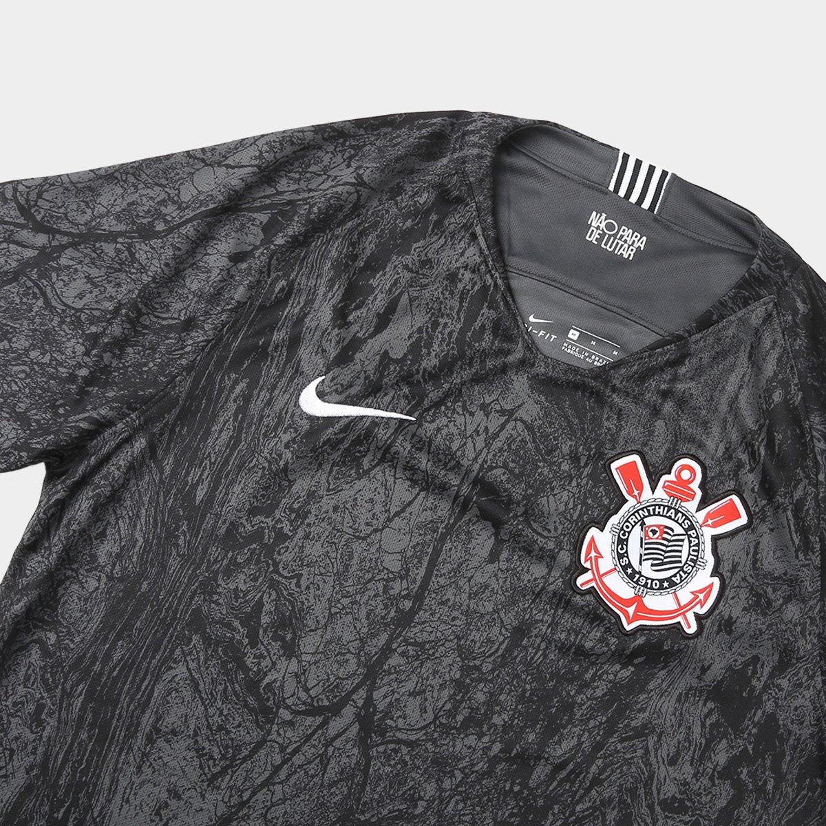 efb93723ed ... Camisa do Corinthians II 18 19 nº 9 Vagner Love - Torcedor Nike  Masculina