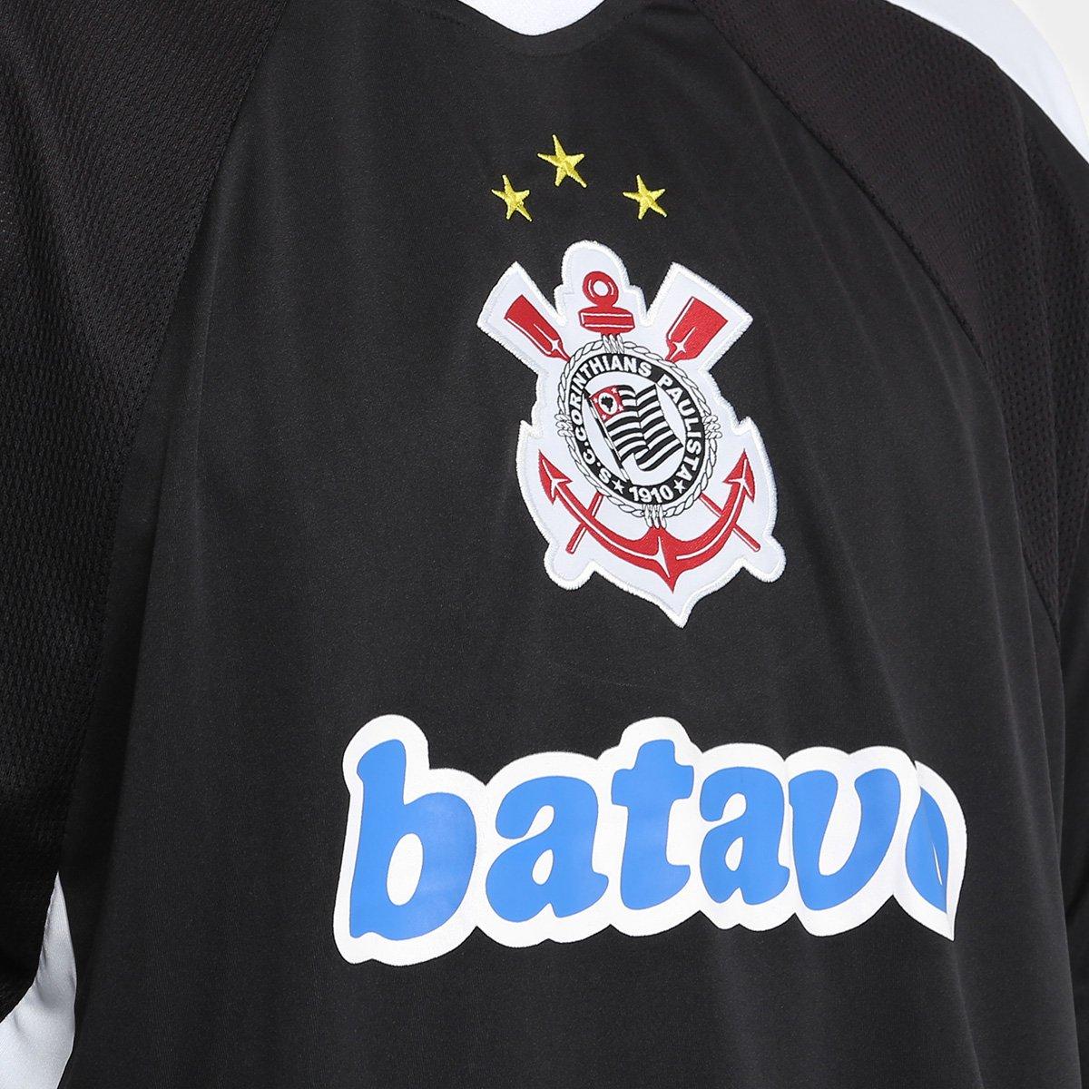 175b5e3766 3216370e7d613c  O produto  Camisa do Corinthians Mundial s nº 2000 Masculina  - Preto - Compre .