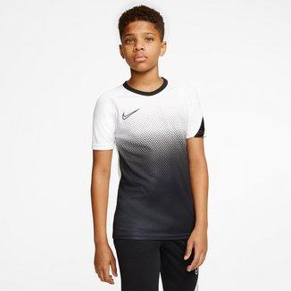 Camisa Infantil Nike Dry Acd Top Ss