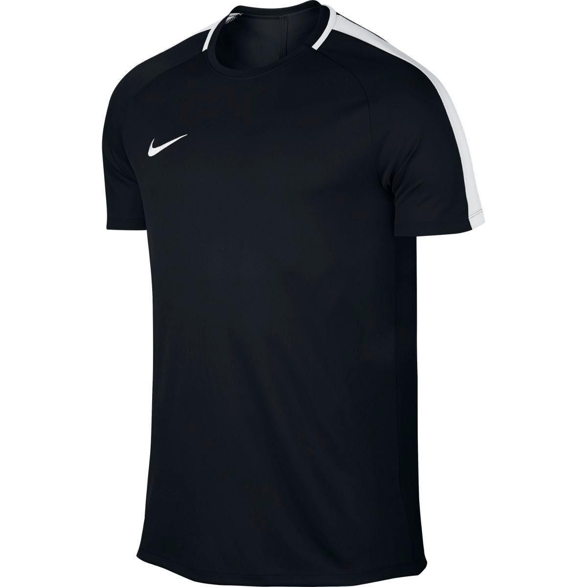 f030444c8779f Camisa Nike Academy Masculina - Preto e Branco - Compre Agora