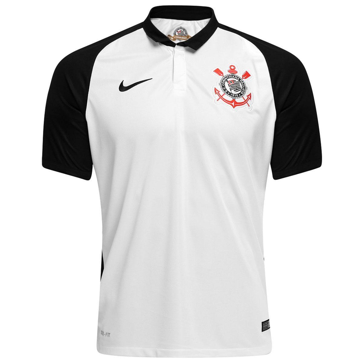 00f84c7d0e Camisa Nike Corinthians I 15/16 nº 10 - Torcedor | Shop Timão