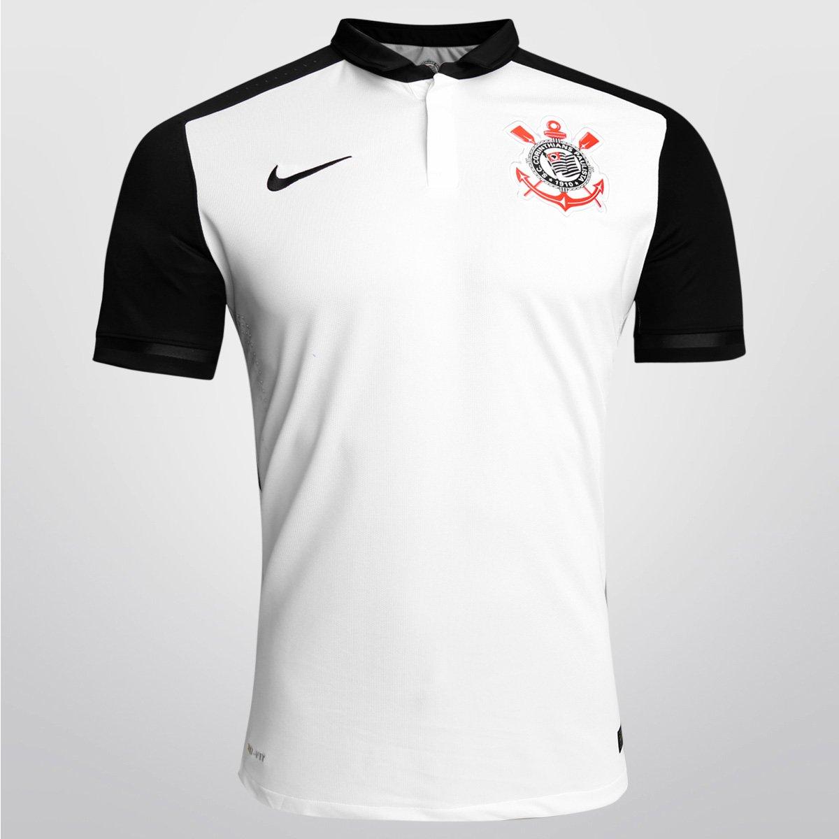 07bba7c2037cb Camisa Nike Corinthians I 15 16 s nº - Jogador - Compre Agora