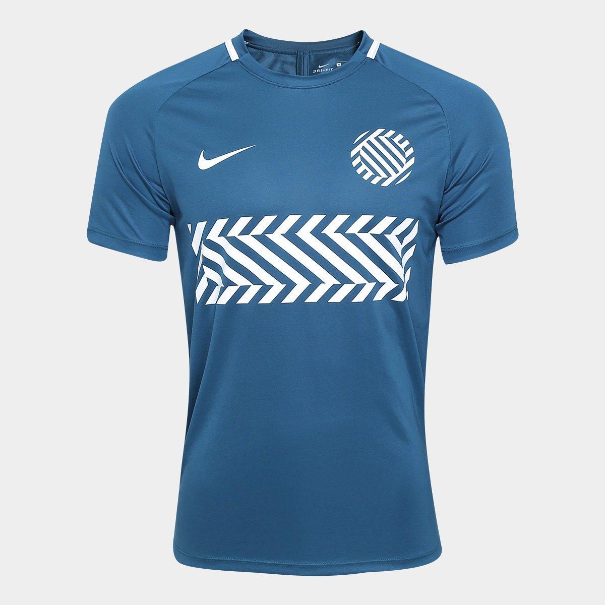 44d8642fdf Camisa Nike Dry Academy GX2 Masculina - Compre Agora