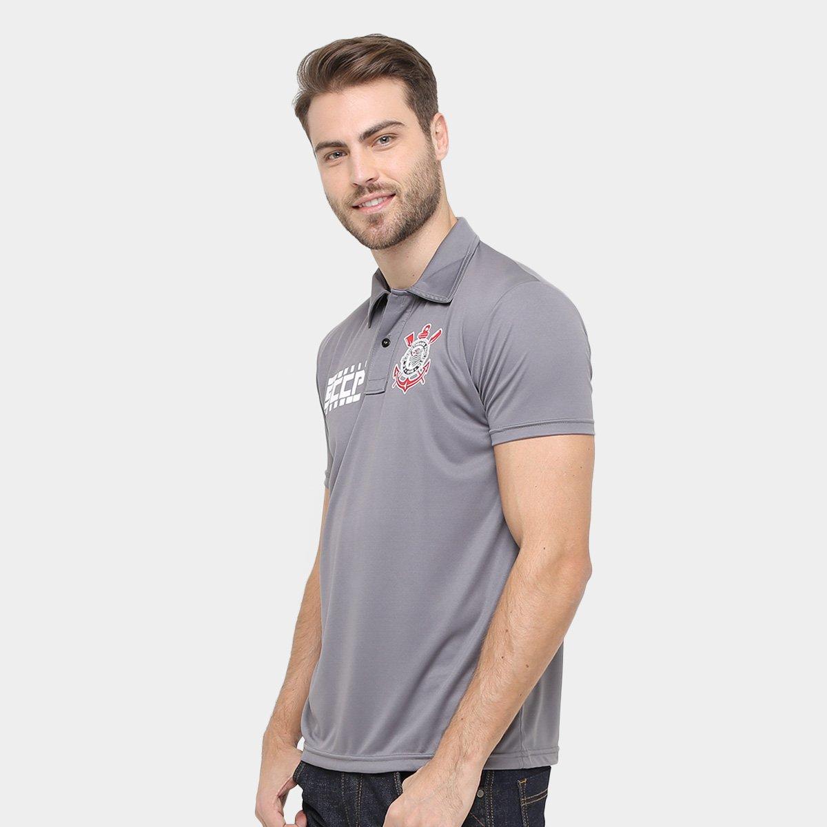 6627528afe777 Camisa Polo Corinthians Future Masculina - Compre Agora