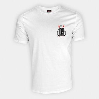Camiseta Corinthians 109 Anos - Masculina
