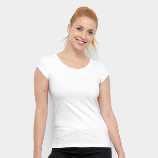 Camiseta Corinthians Blanks Feminina