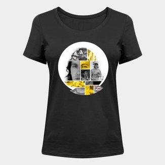 Camiseta Corinthians Cássio Feminina