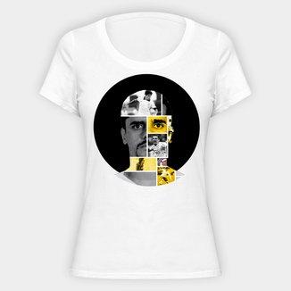 Camiseta Corinthians Fagner Feminina
