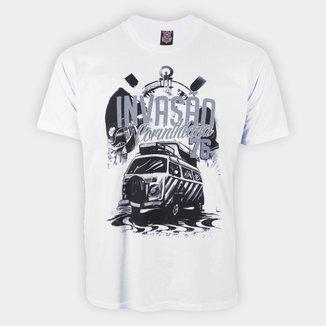 Camiseta Corinthians Invasão 76 Masculina