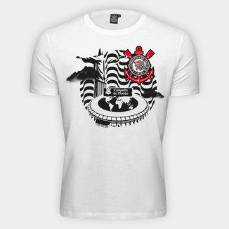 Camiseta Corinthians Mundial 2000 Masculina