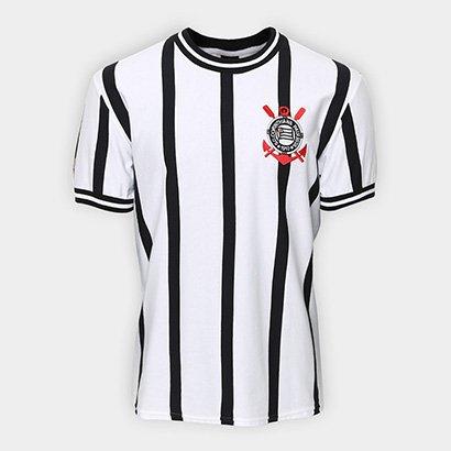 ca1b43f304adf Camiseta Corinthians Réplica 1971 Masculina - Compre Agora