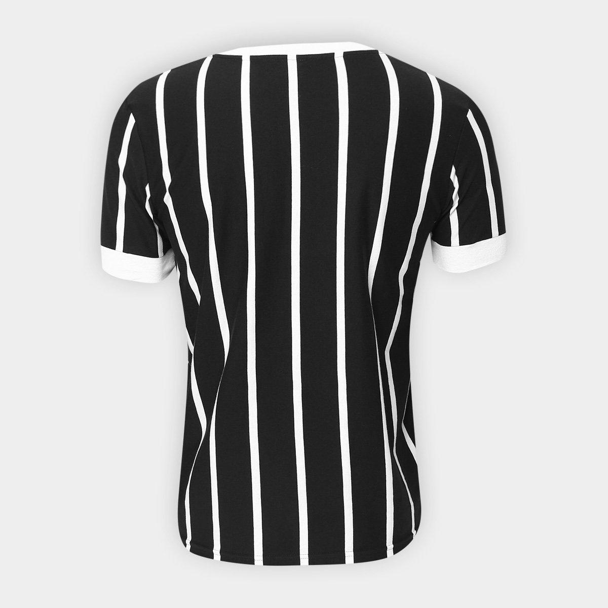 Camiseta Corinthians Réplica 1983 Masculina  Camiseta Corinthians Réplica  1983 Masculina ... cff52433a6a10