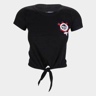 Camiseta Corinthians Respeita as Minas Feminina