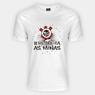 Camiseta Corinthians Respeita as Minas II - Masculina