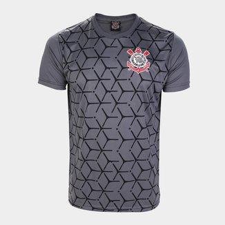 Camiseta Corinthians Square Masculina