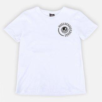 Camiseta Juvenil Pelo Corinthians