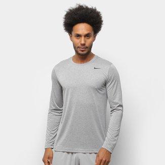 Camiseta Manga Longa Nike Legend Trainning 2.0 Masculina