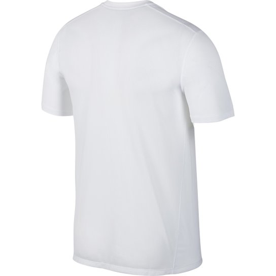reputación Extremistas ley  Camiseta Nike DRI-FIT Breathe Run Masculina | Shop Timão
