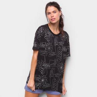 Camiseta Nike Sportswear Tee Icon Classic Feminina