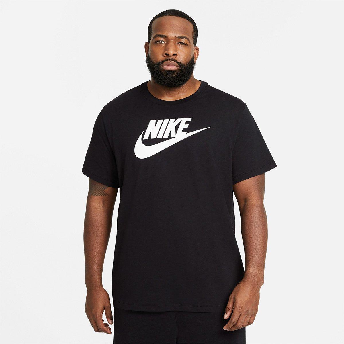 orden excepcional gama de estilos y colores excepcional gama de colores Camiseta Nike Sportwear Icon Futura Masculina | Shop Timão