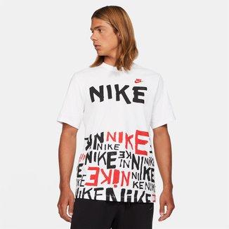Camiseta Nike Sportwear Printed A Masculina