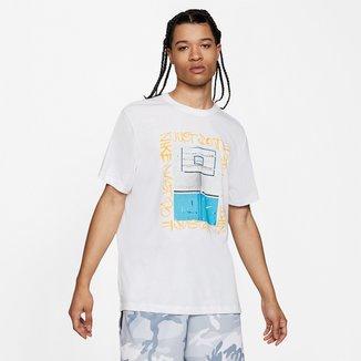 Camiseta Nike The Hoop Photo Masculina