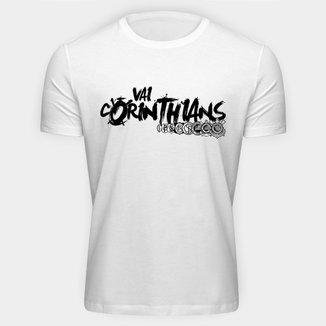 Camiseta Vai Corinthians - Masculina