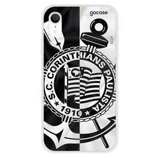 Capa de Celular Corinthians Escudo - Para Iphone XR