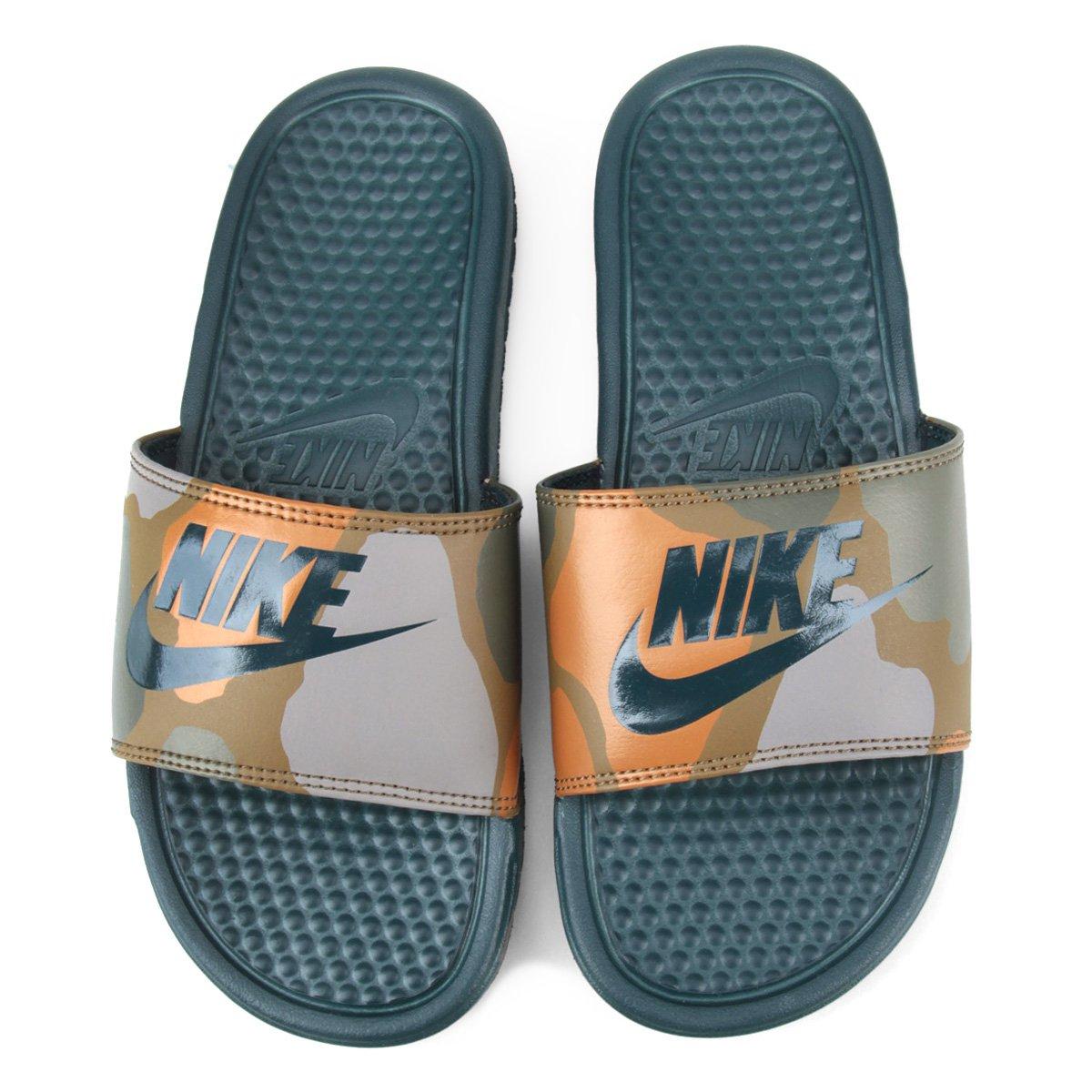 2f567eb42 Chinelo Nike Benassi Jdi Print - Camuflado - Compre Agora