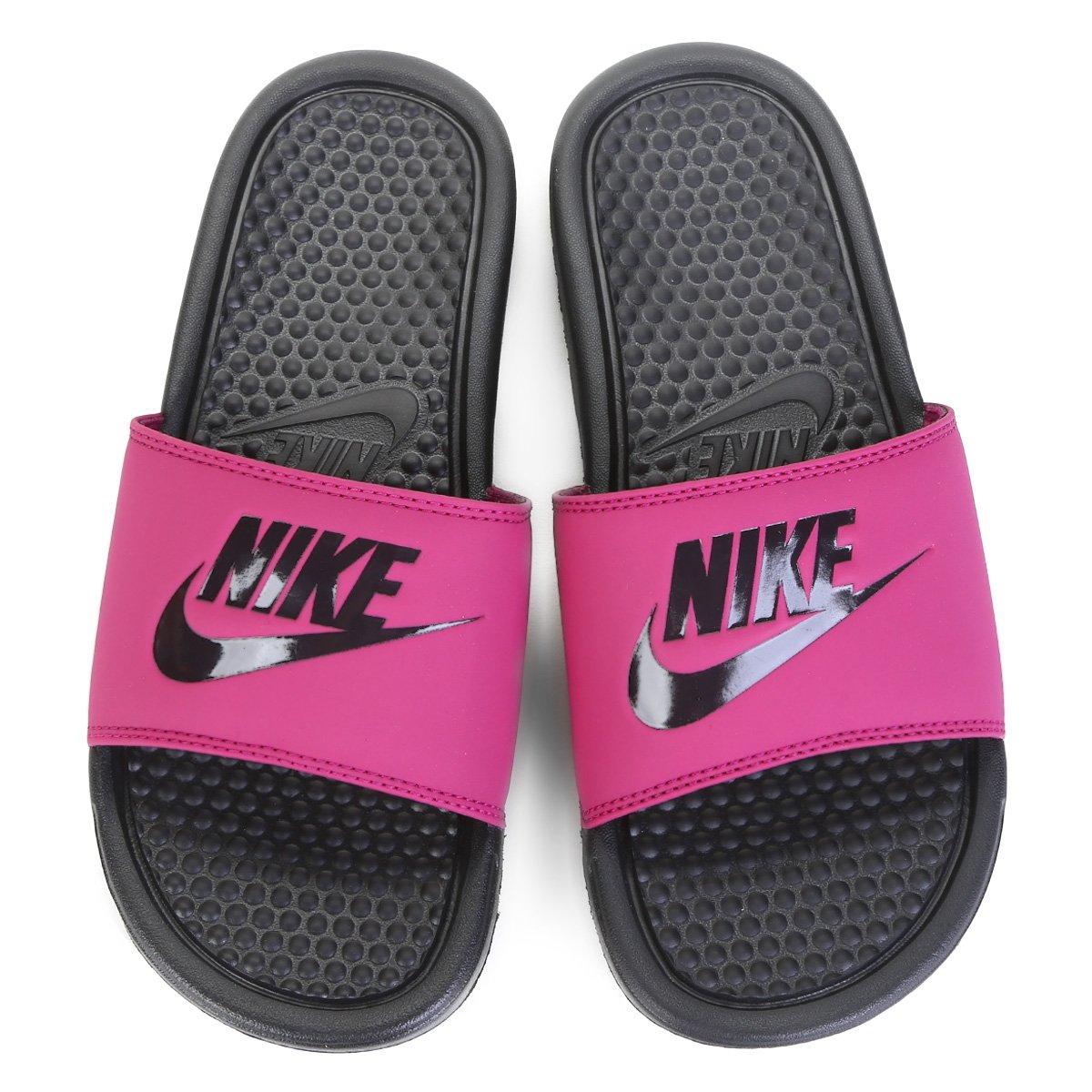 Chinelo Nike Benassi Jdi Slide Feminino Pink