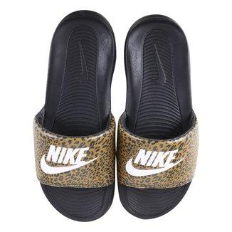 Chinelo Slide Nike Victori Print Feminino