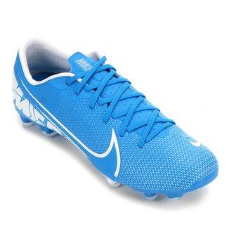 Chuteira Campo Mercurial Vapor 13 Academy Nike FG