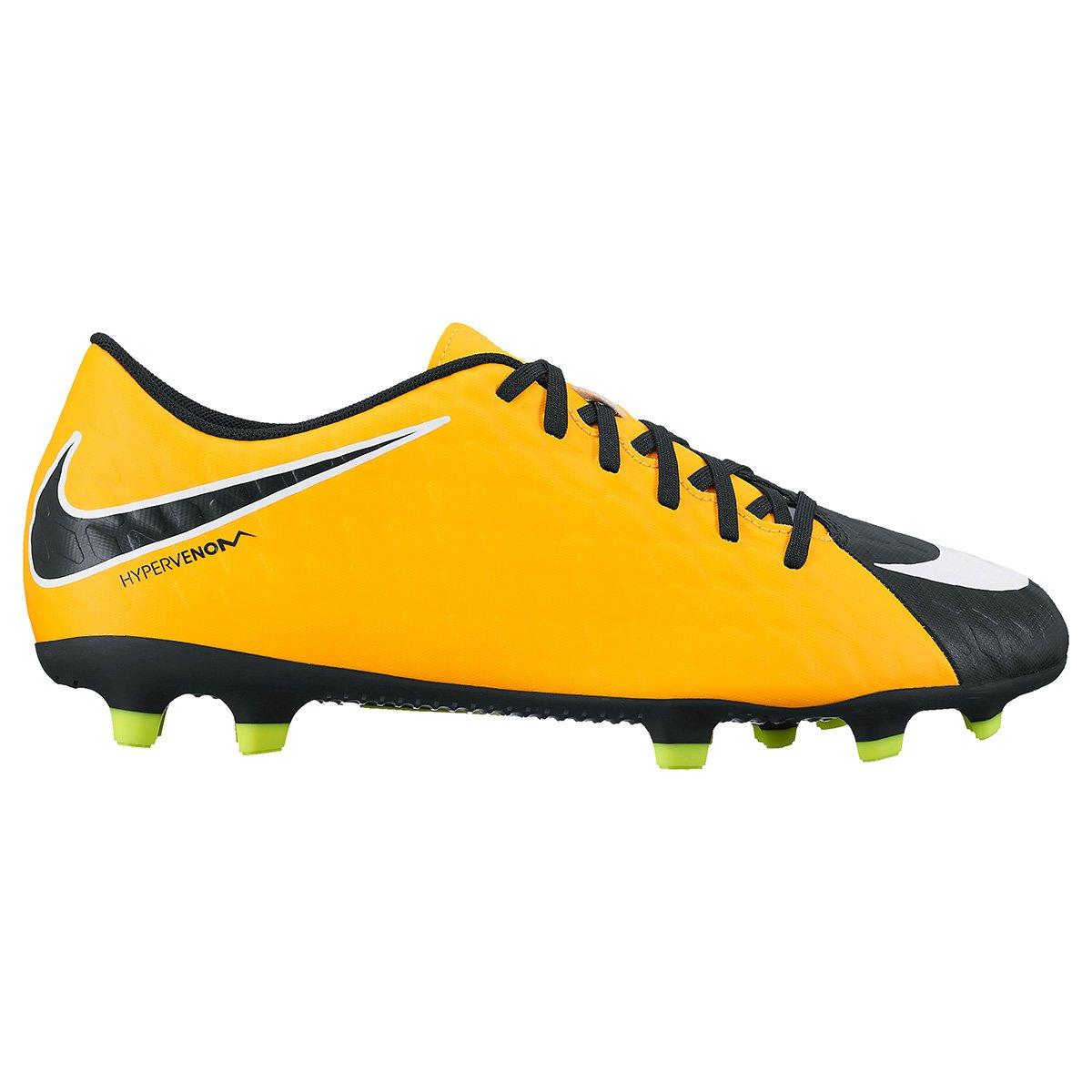Chuteira Campo Nike Hypervenom Phade 3 FG - Compre Agora  5d1a32d616bb3