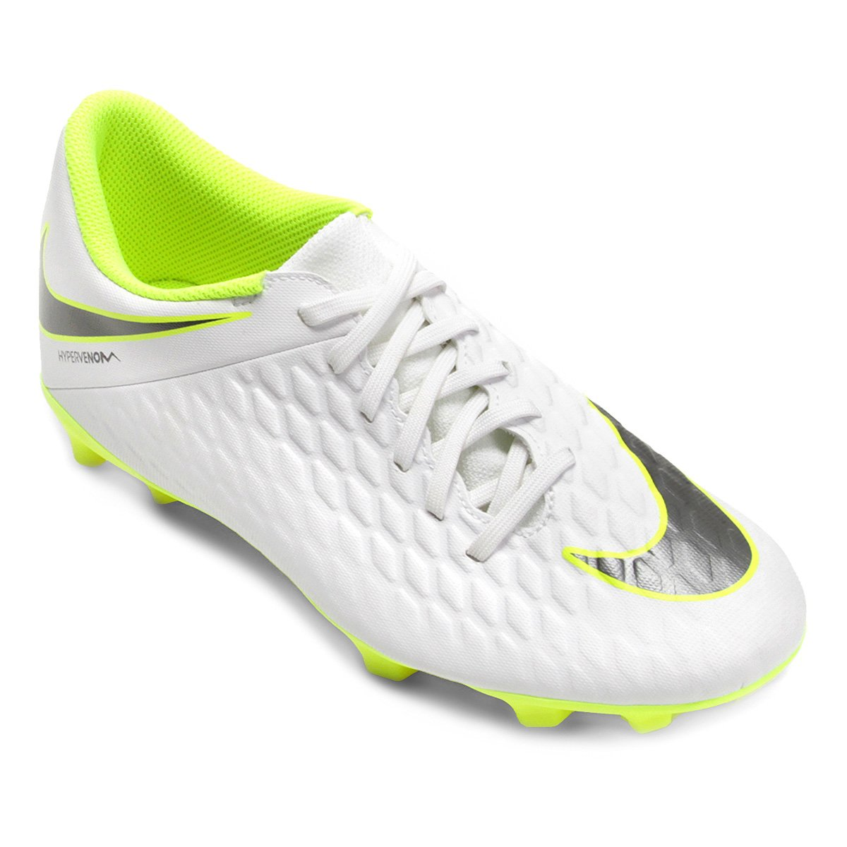 4eebf63c97 Chuteira Campo Nike Hypervenom Phantom 3 Club FG