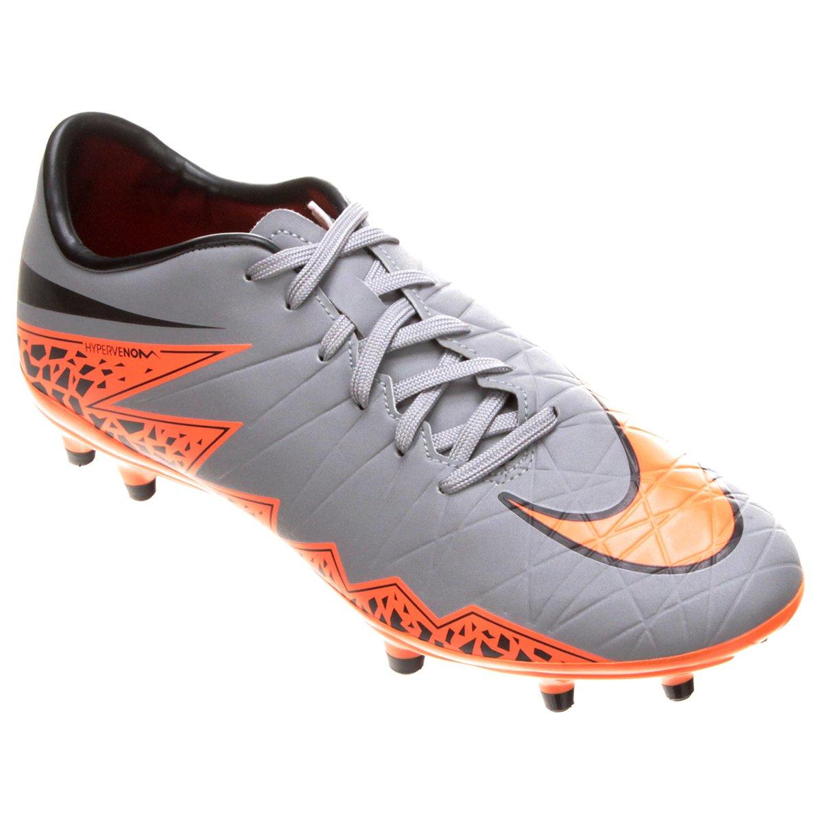 ce095cb690 Chuteira Campo Nike Hypervenom Phelon 2 FG Masculina - Compre Agora ...