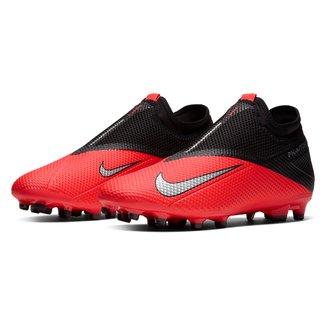 Chuteira Campo Nike Phantom Vision 2 Academy DF FG