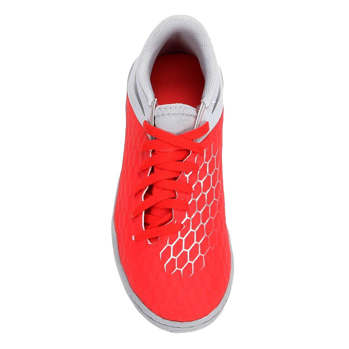 ... Chuteira Futsal Infantil Nike Hypervenom Phantom 3 Academy IC ... 1563db91a2360