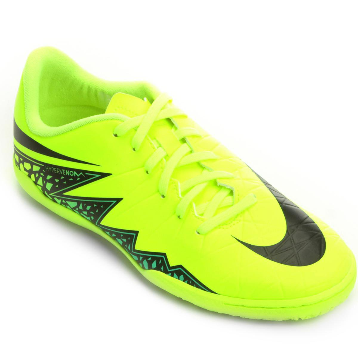 8e7504748e Chuteira Futsal Infantil Nike Hypervenom Phelon 2 IC - Compre Agora ...