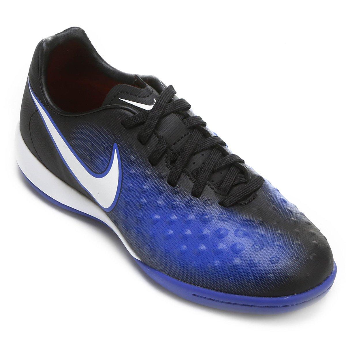 0b677f60ab977 Chuteira Futsal Infantil Nike Magista Opus II IC - Compre Agora ...
