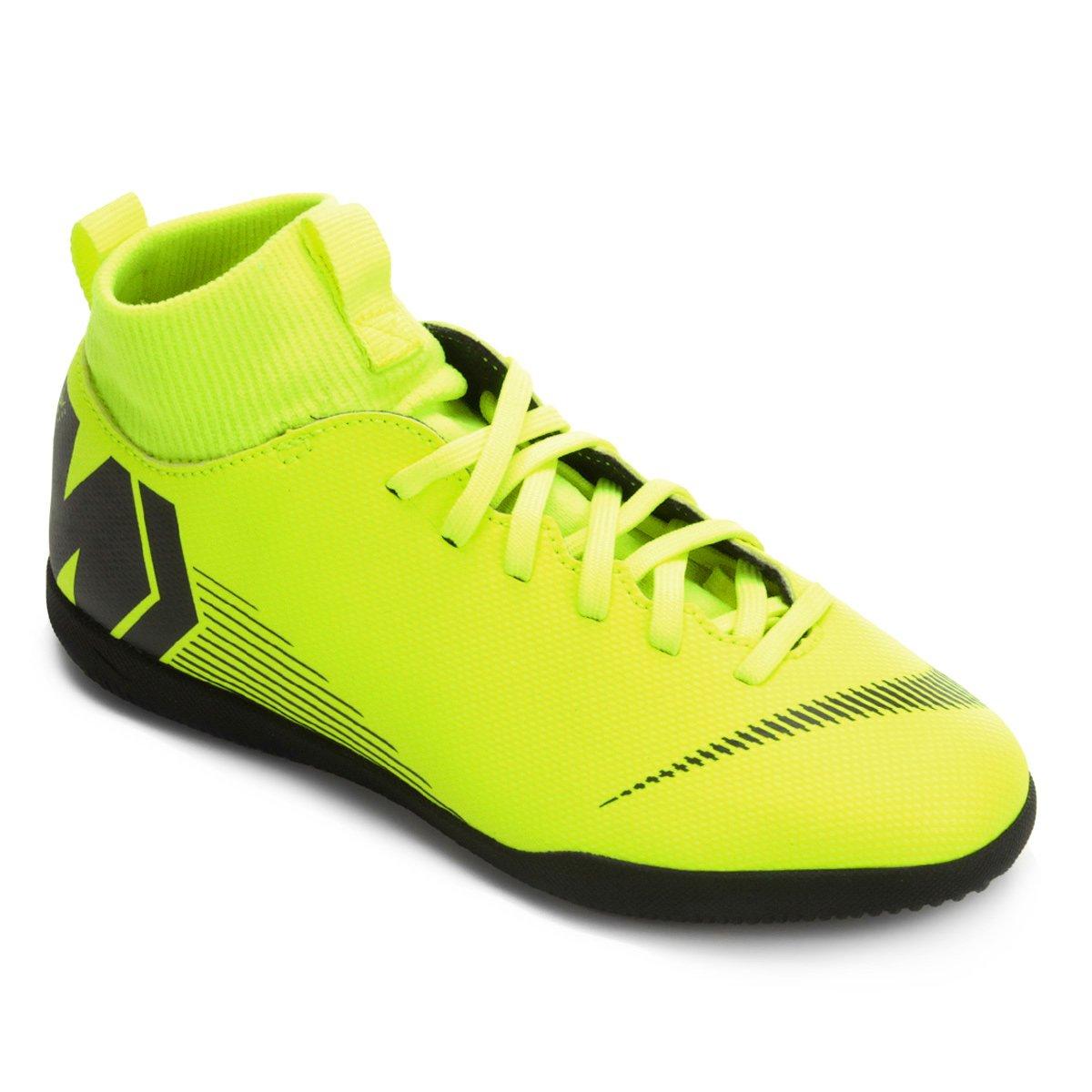 98df671baf Chuteira Futsal Infantil Nike Mercurial Superfly 6 Club - Compre ...