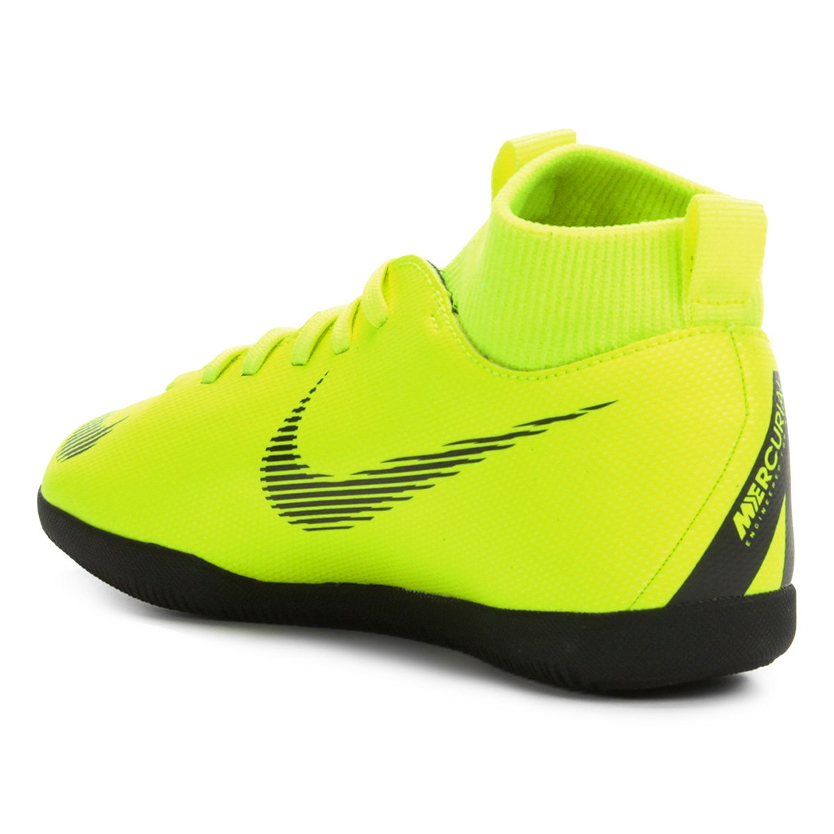 Chuteira Futsal Infantil Nike Mercurial Superfly 6 Club - Compre ... 3a990c7ced97a