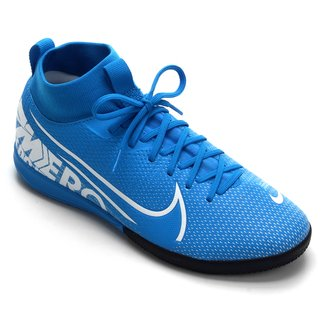Chuteira Futsal Infantil Nike Mercurial Superfly 7 Academy IC