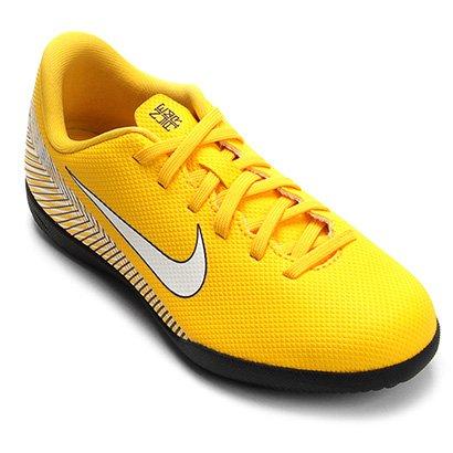 406a3dbbe9d65 Chuteira Futsal Infantil Nike Mercurial Vapor 12 Club GS Neymar IC   Shop  Timão