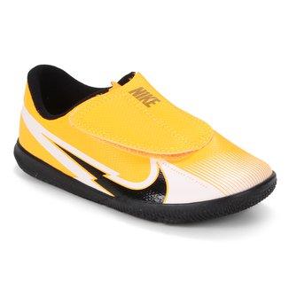 Chuteira Futsal Infantil Nike Mercurial Vapor 13 Club PS IC