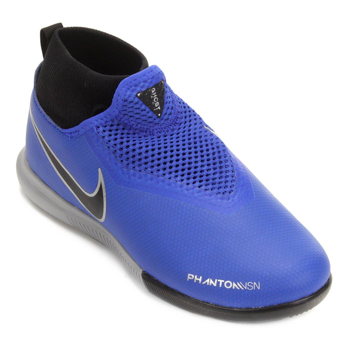 e01e512f84 Chuteira Futsal Infantil Nike Phantom Vision Academy DF IC