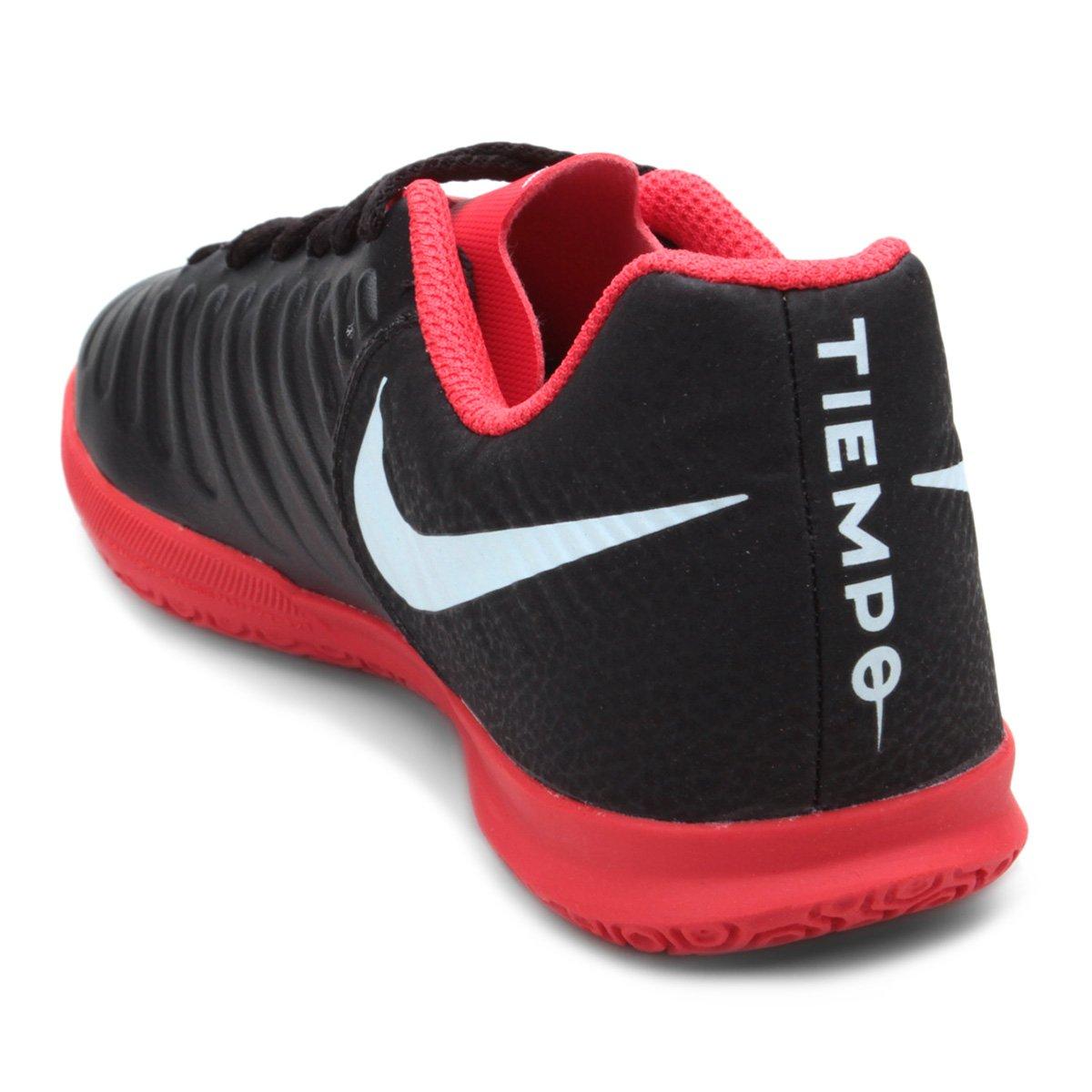 d10f1186f7 Chuteira Futsal Infantil Nike Tiempo Legend 7 Club IC - Compre Agora ...